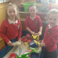 Junior Infants Aistear Play Time