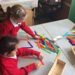 Learning all about the number 7!