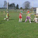 Hurling on a bright, sunny day!