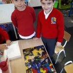 Aistear Areas in Junior Infants