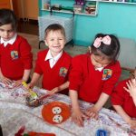Cooking up a storm in Junior Infants