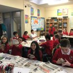 Clay time in 5th class