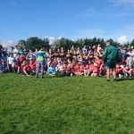Touch Rugby blitz