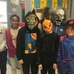 Halloween fun in 5th class 👻🎃