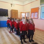Irish Dancing Performance