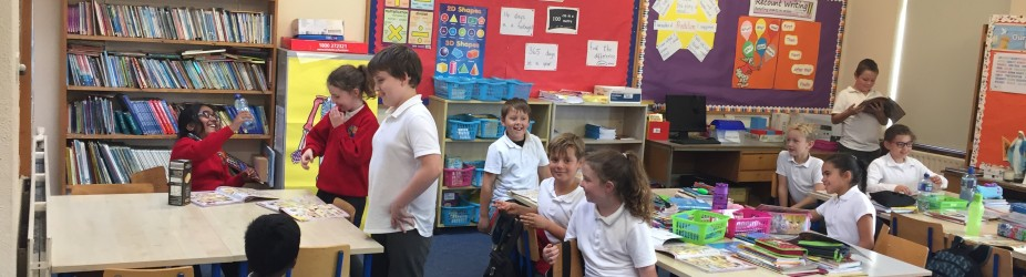 great fun during Gaeilge